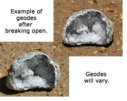 Mexican Geodes