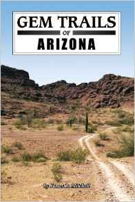 Gem Trails of Arizona By James R. Mitchell