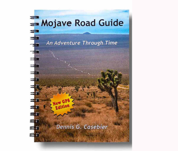 Mojave Road Guide Book only