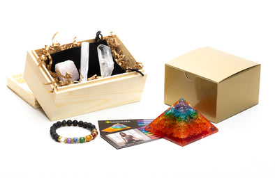 Love & Luck Crystal Gift Set for Women