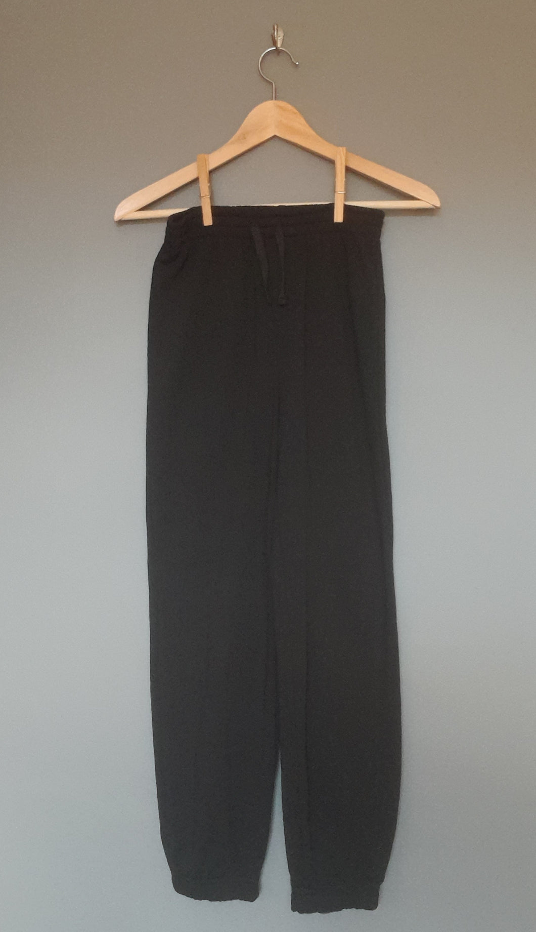 9-10 years Black Jogging Bottoms