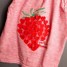 Load image into Gallery viewer, 5-6 years Strawberry Tshirt - George