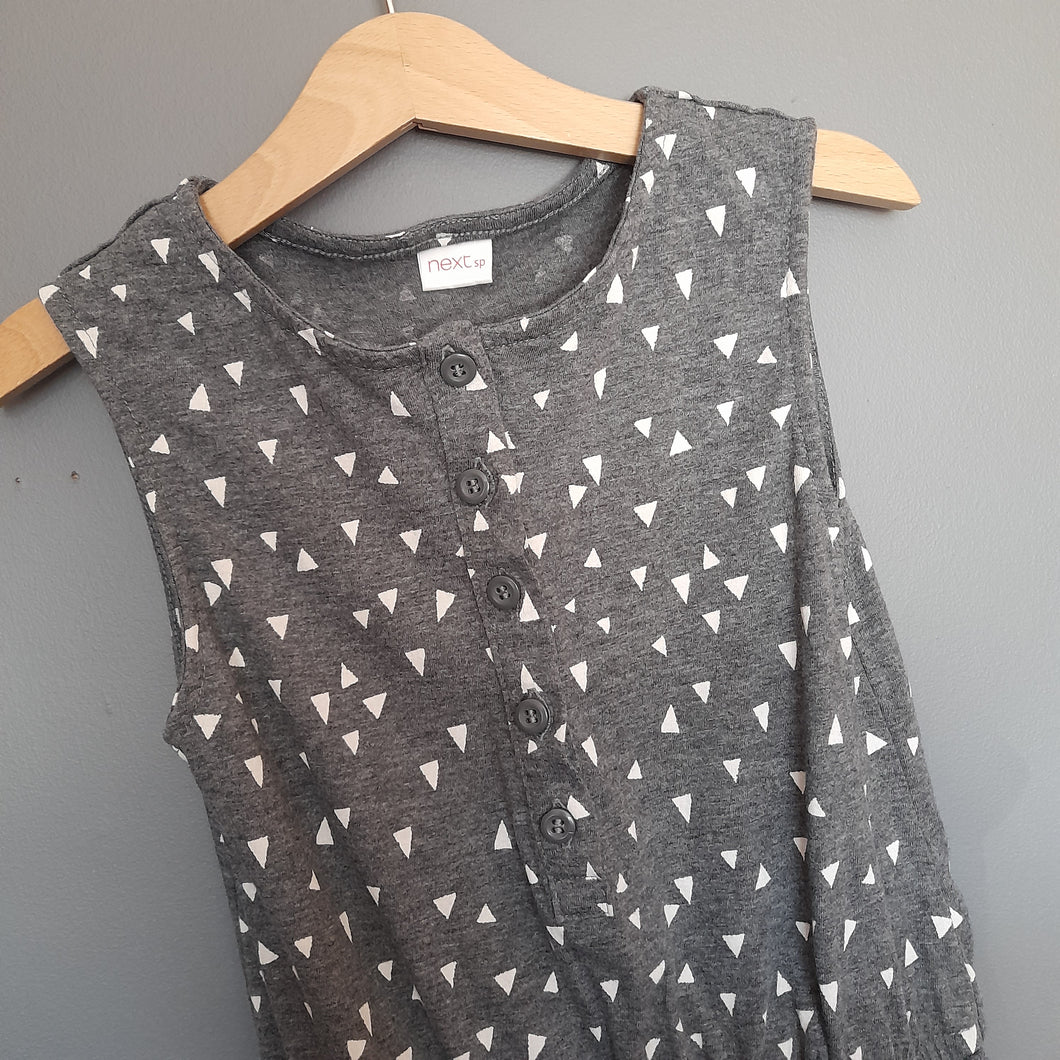 6-7 years Grey Playsuit - Next