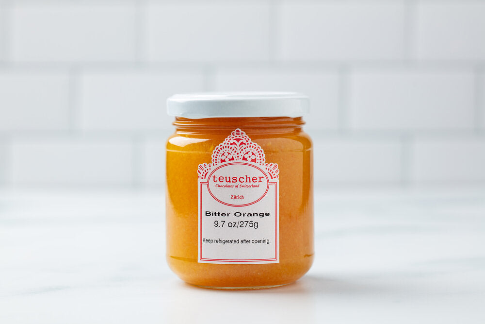 Teuscher Bitter Orange Jam