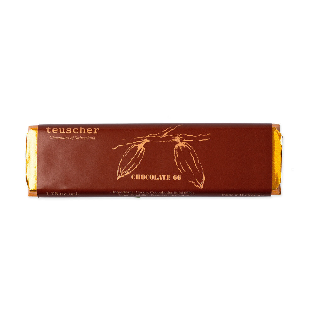 66% Dark Chocolate Bar