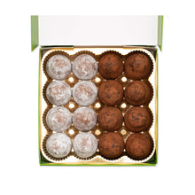 Load image into Gallery viewer, Champagne Truffles - Half & Half