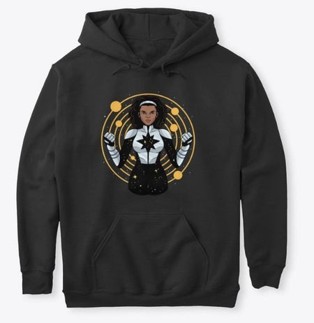 CIRCLE 7 TEAM WOKE AND FLY HOODIE