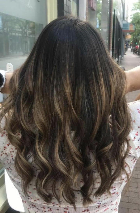 Full Balayage, Haircut and Blow-Dry