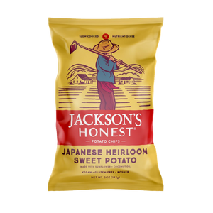 Bag of Japanese Heirloom Sweet Potato Chips carousel thumbnail image