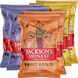 Bags of Jackson's Honest variety packs carousel thumbnail image