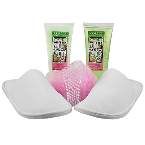 6 PieceS  Spa Bath Gift Sets For Women