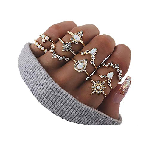 Knuckle Stacking Rings