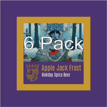 Apple Jack Frost 6 Pack