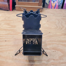 Load image into Gallery viewer, Collapsible Rocket Cooking Stove
