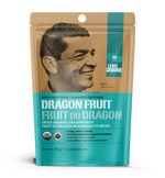 Organic dried dragon fruit, 90 gram package