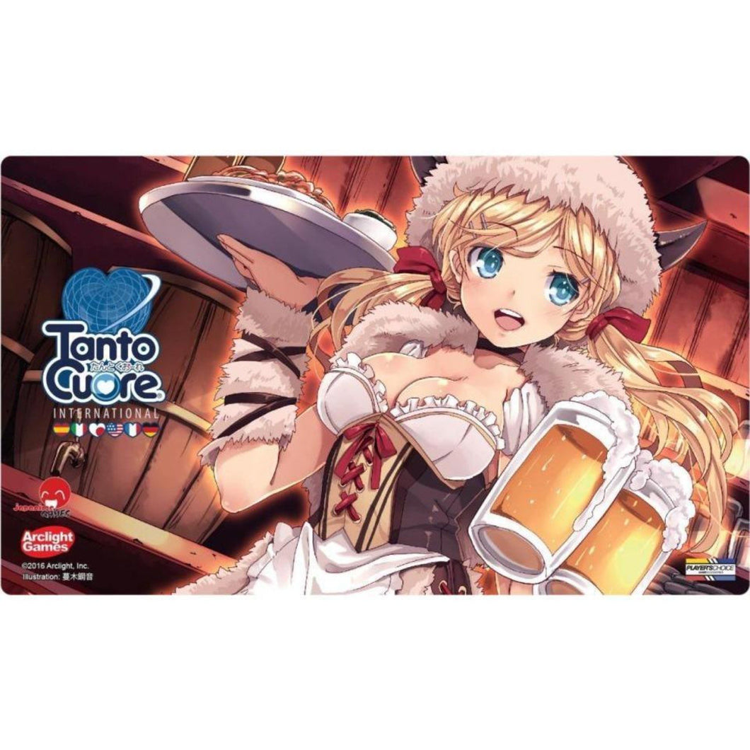 Tanto Cuore Playmat - International - Norway