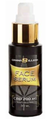 Serum facial con CBD - Weeds.live