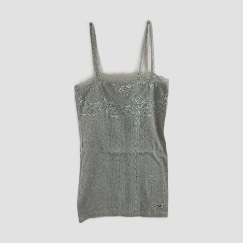 Musculosa HOLLISTER