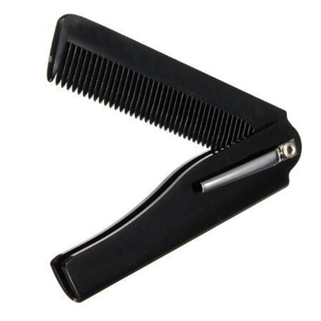 Men's Folding Beards Combs