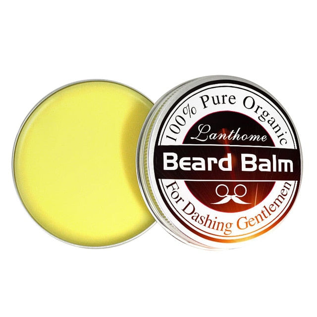 1pc Professional Natural Beard Balm
