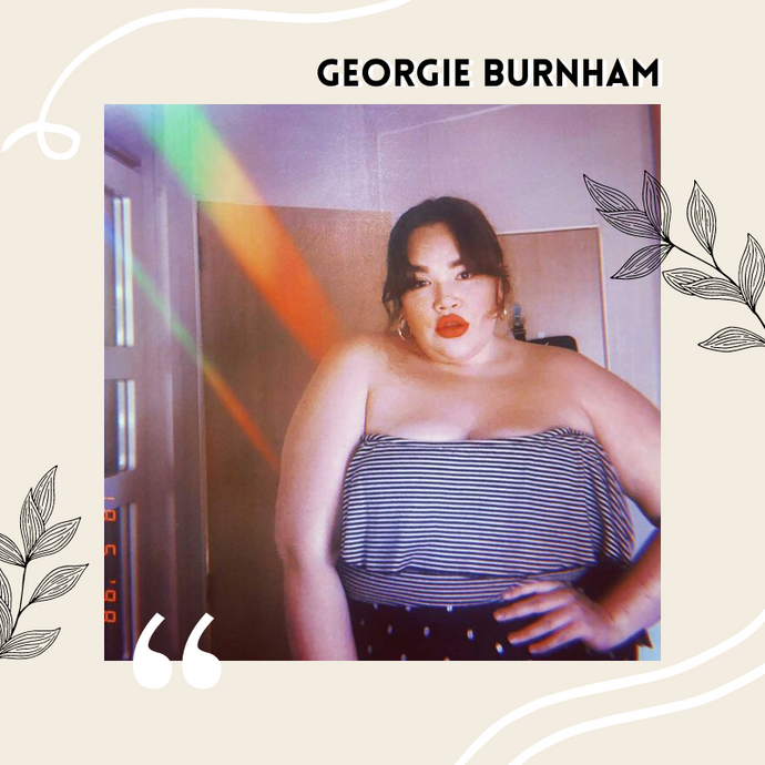 Self-Care Interview with Georgie Burnham