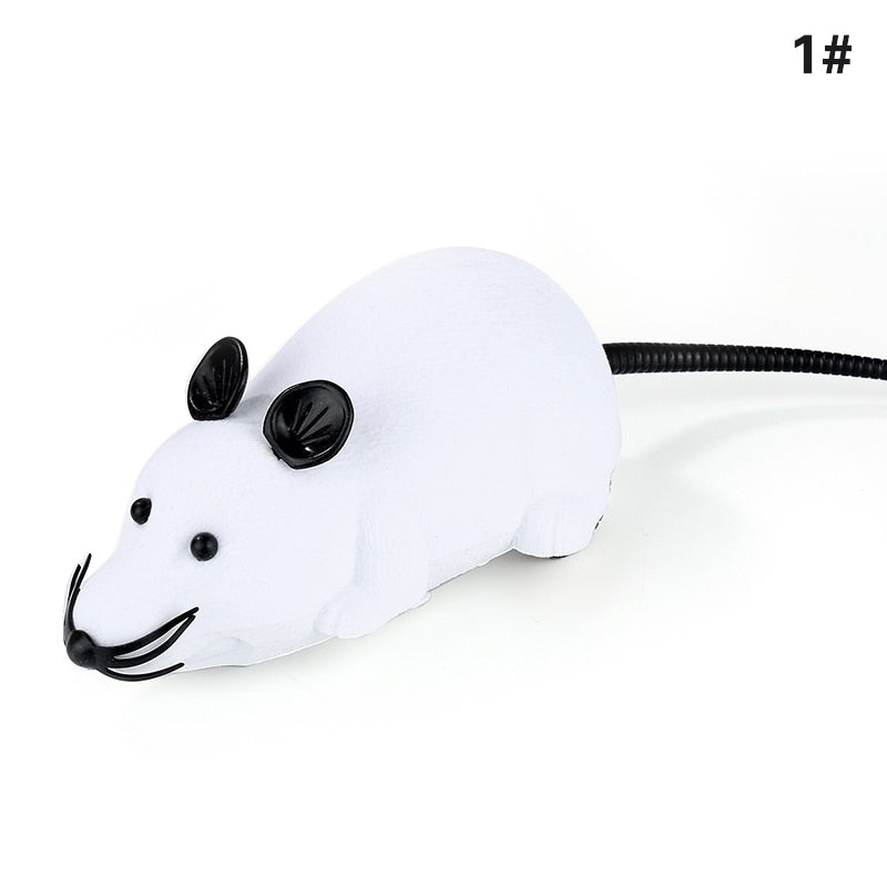 Wireless RC Mice Cat Toys Remote Control