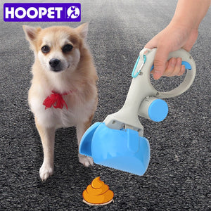 Pet Scooper Clean Pick Up Dog, Cat Waste with Bag Dispenser