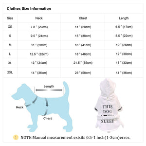 Dog Bath Pajamas Towel