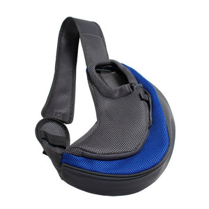 Breathable Carrier Outdoor Shoulder Bag for Dog or Cat