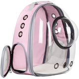 Breathable Bubble Cat Dog  Pet Carrier Backpack