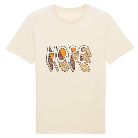 Hope Unisex T-shirt (100% Organic Cotton)