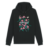 Dreamer - Unisex Hoodie with Side Pockets (Organic Cotton)