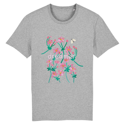 Dreamer - Unisex T-shirt (100% Organic Cotton)