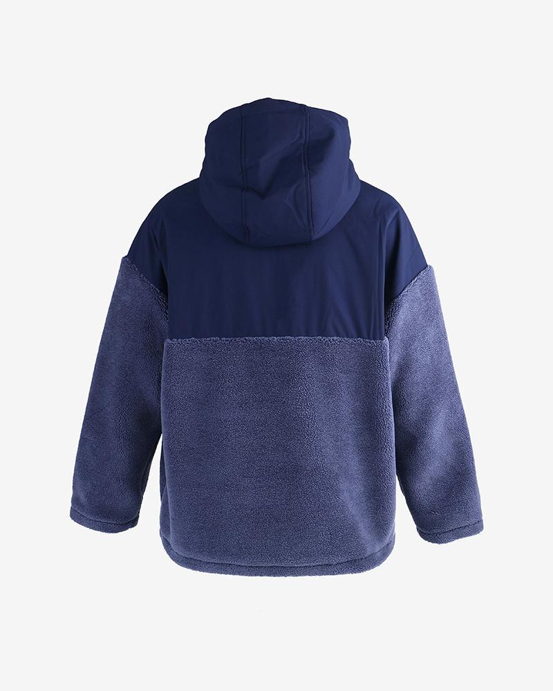 Colorblock Long Sleeve Hoodies Sweatshirts