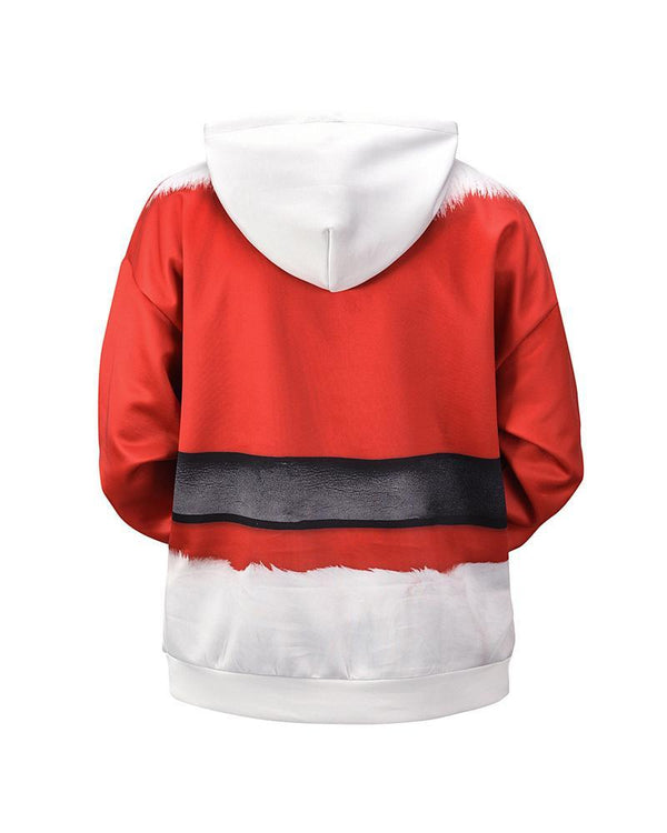Christmas Long Sleeve Hoodies Sweatshirts