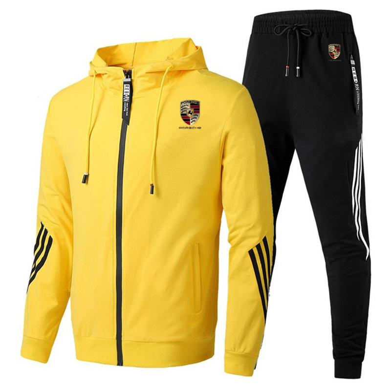 Brand sports casual men's suit