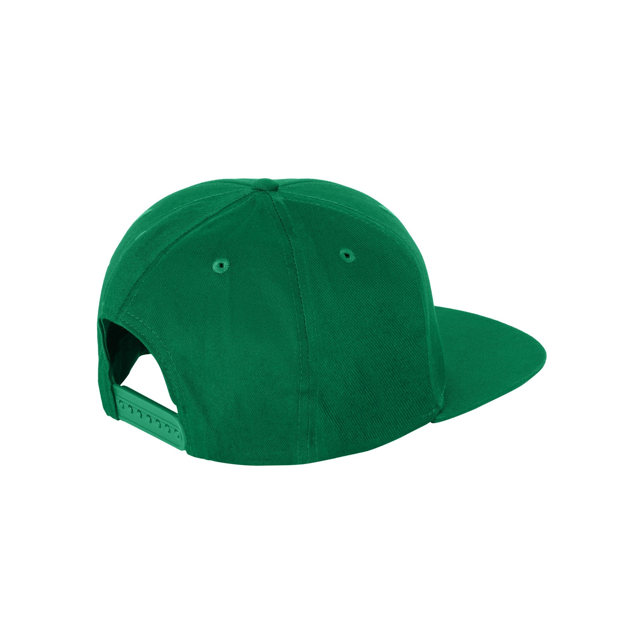 Gym Logo Dad Cap - FOREST GREEN