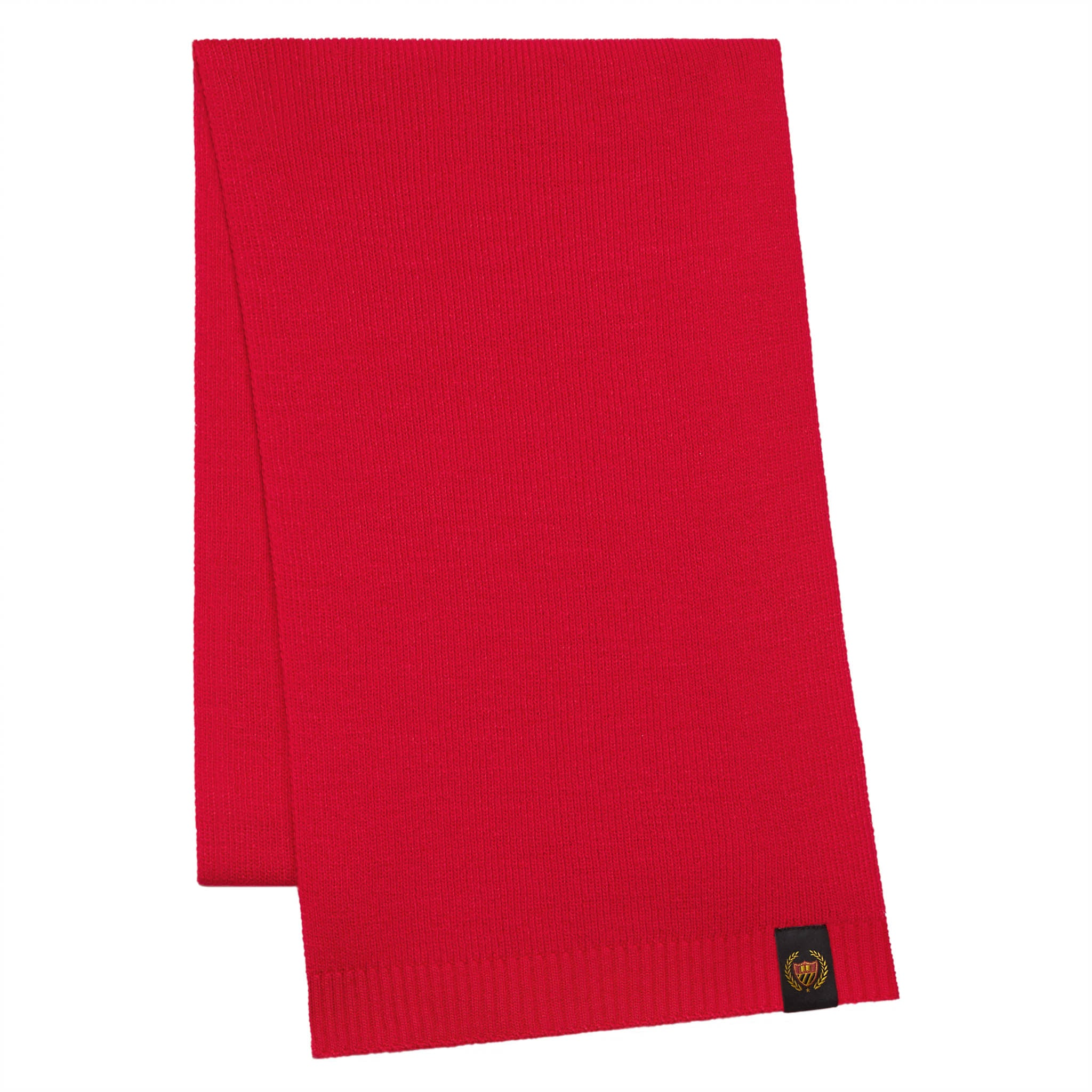 Academy crest Scarf - ACADEMY RED