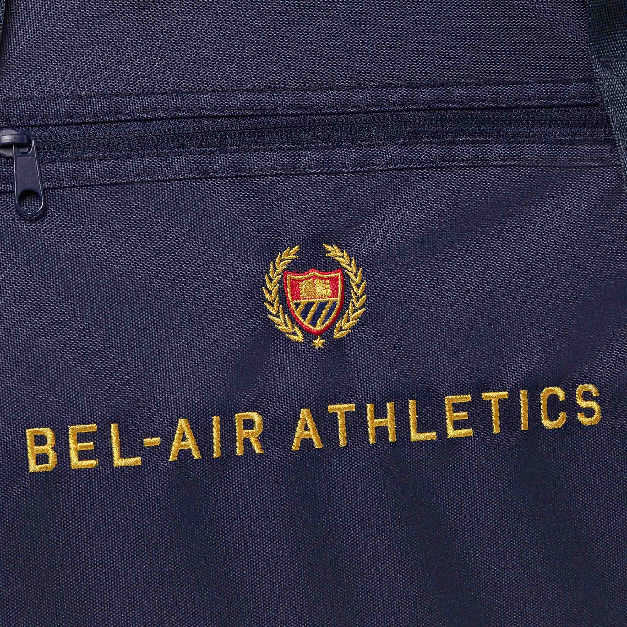 Academy crest Gym bag - Bel-Air Blue