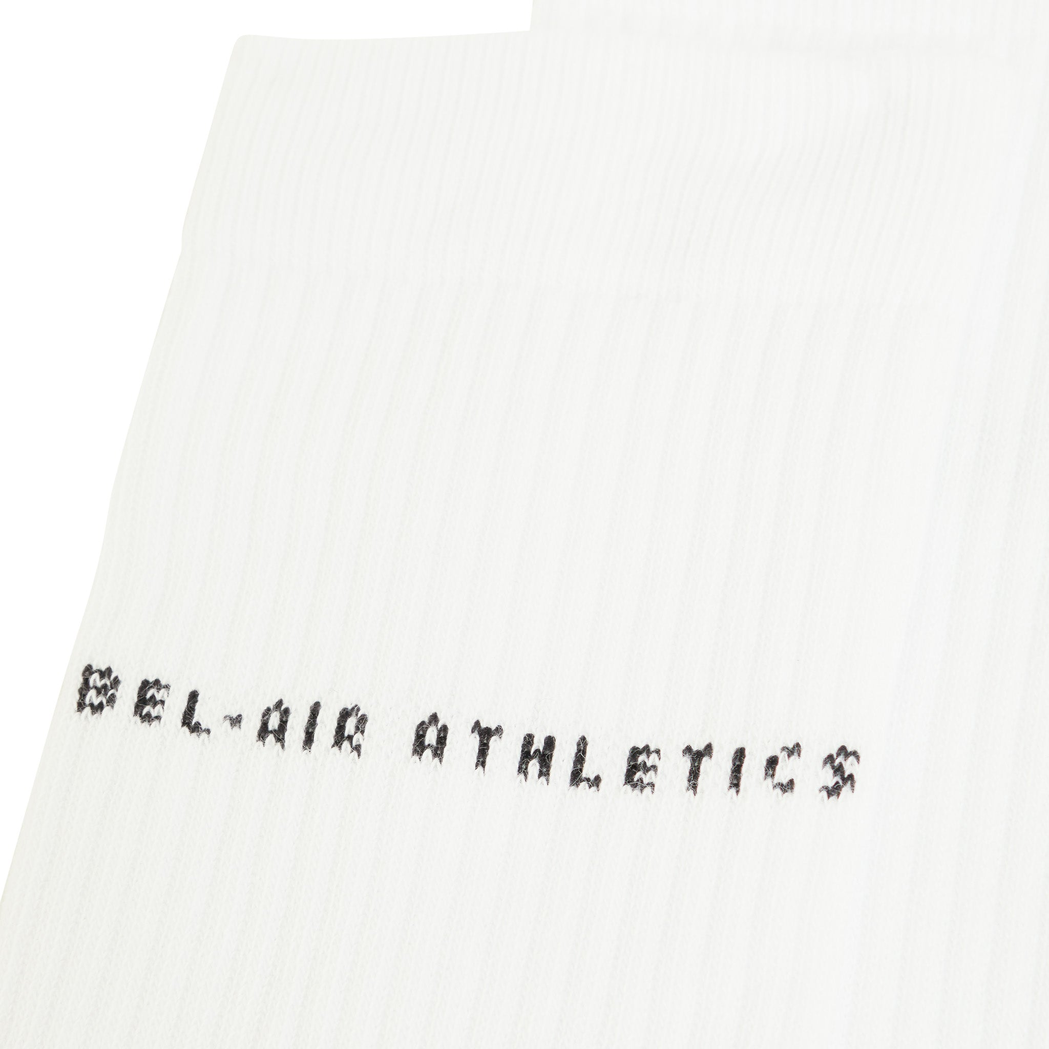Bel-Air Athletics Sock - WHITE