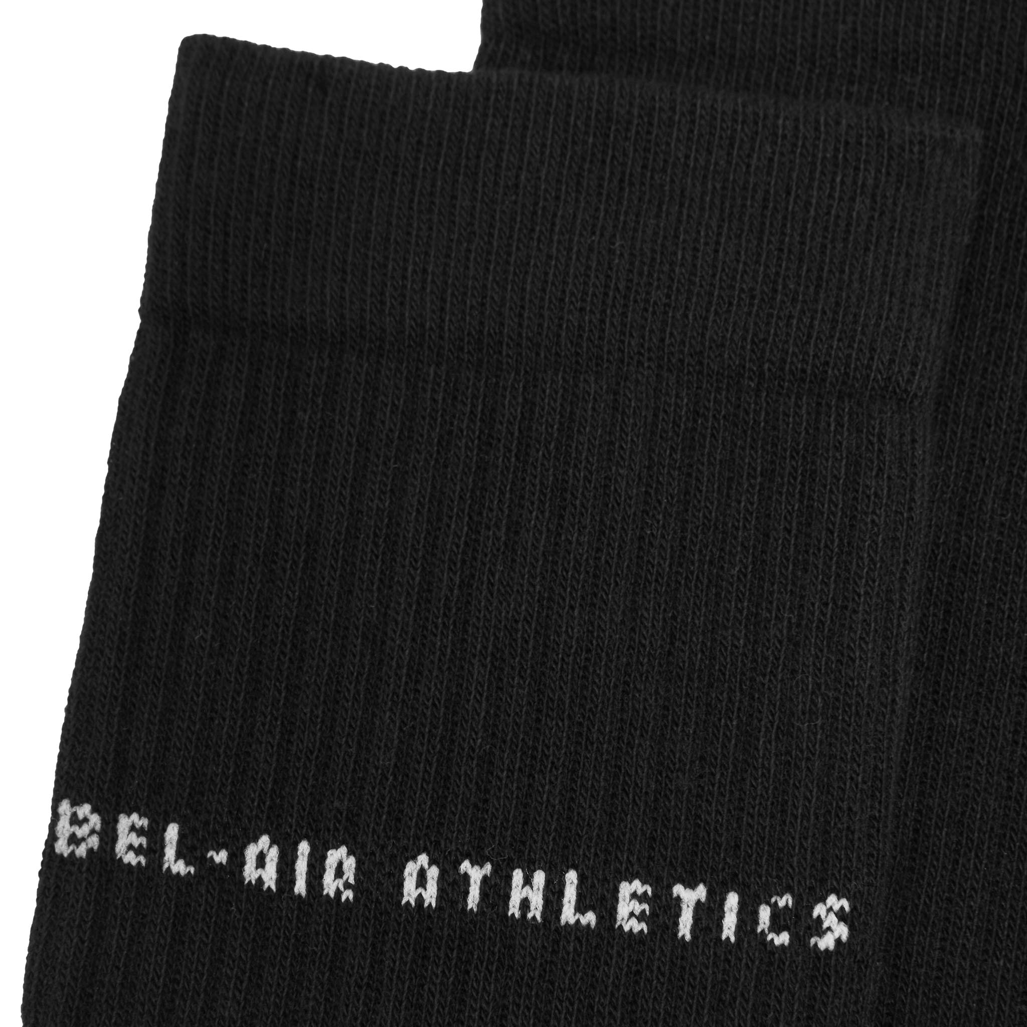 Bel-Air Athletics Sock - BLACK