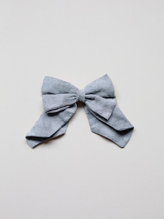The Old-Fashioned Bow || French Stripe