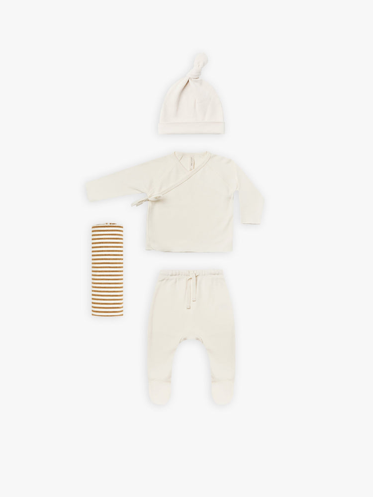 Welcome Home Baby Set    Ivory