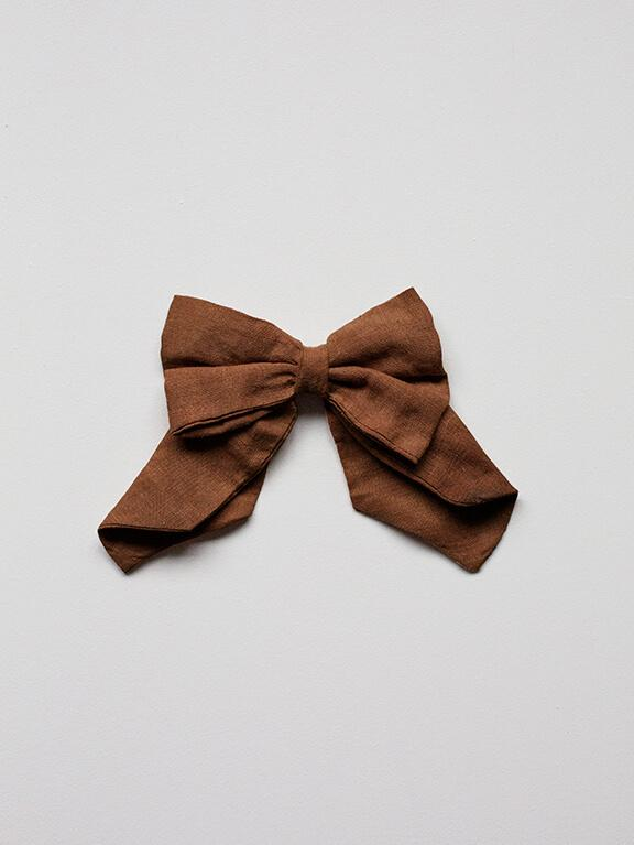 The Old-Fashioned Bow || Rust