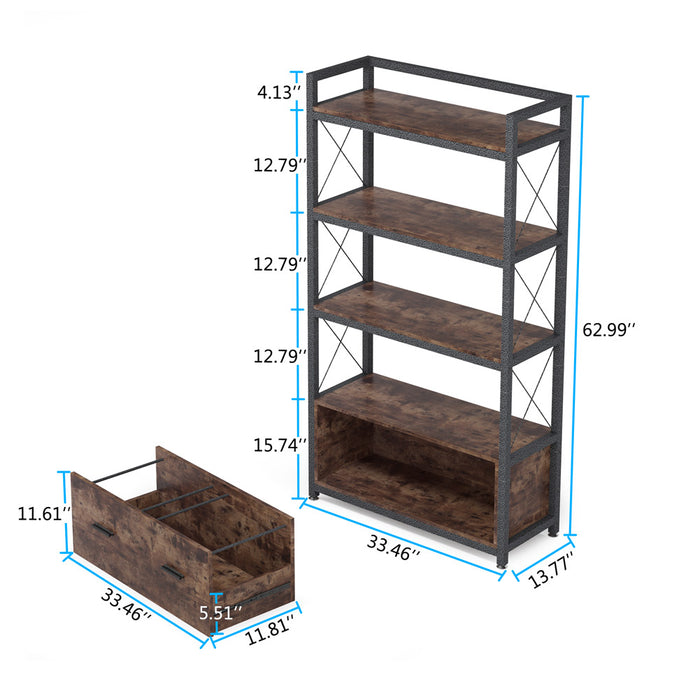 Shelves & Shelving Units - Tribesigns