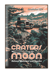 Illustration of vintage car at Craters of the Moon National Monument