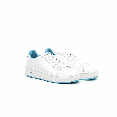 Sneakers G-STEP in pelle bianca - Gabs