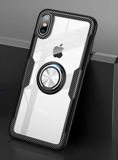 iPhone Xr Ring Armor Case