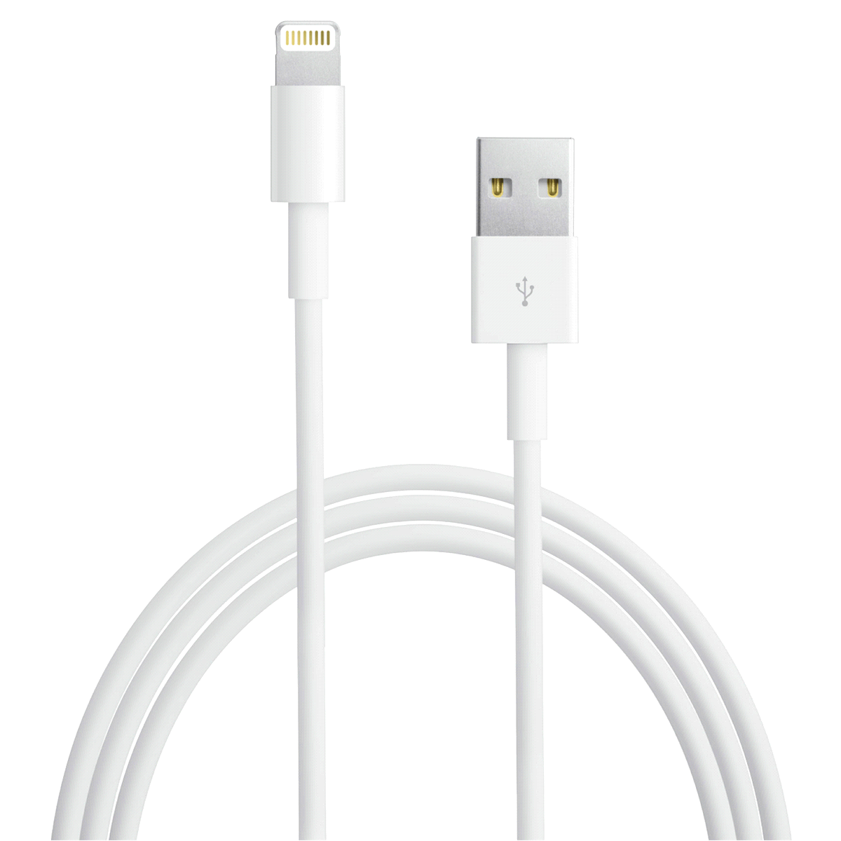 Certified Lightning USB Cable - 3 Feet