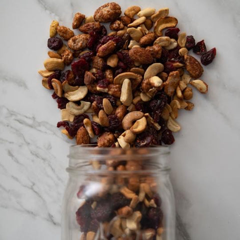 Cashew Almond Cranberry Crunch